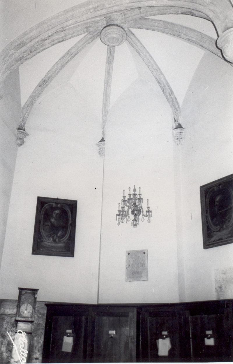 Lugar original donde estuvo la Virgen