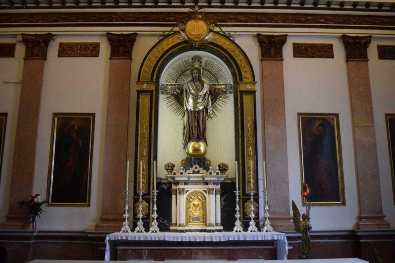 capilla santisimo